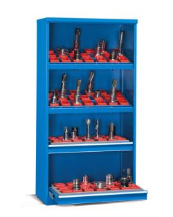 szafka warsztatowa z wysuwanymi szufladami
