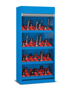 szafka warsztatowa FAMI niebieska