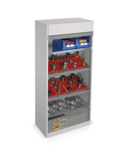 szafka warsztatowa z narzędziami