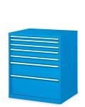 Szafka narzędziowa z szufladami FAG304001
