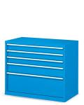 Szafka narzędziowa z szufladami FAG403401