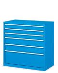 Szafka narzędziowa z szufladami FAG404001