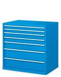 Szafka narzędziowa z szufladami FAG504001