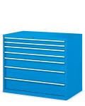 Szafka narzędziowa z szufladami FAG604001