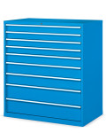 Szafka narzędziowa z szufladami FAG605301