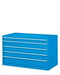 Szafka narzędziowa z szufladami FAG703401
