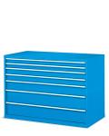 Szafka narzędziowa z szufladami FAG704001