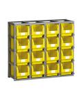 FED304400 pojemniki magazynowe