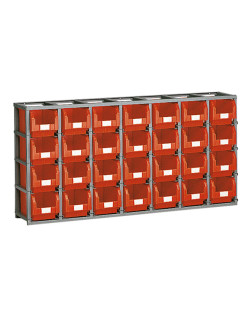 FED307400 pojemniki metalowe