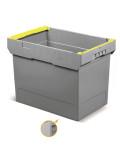 Pojemnik plastikowy serii DELTA FPD8051AB