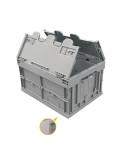 Pojemnik plastikowy składany serii NETTUNO FPF4851BA
