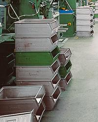 steel - pojemniki metalowe